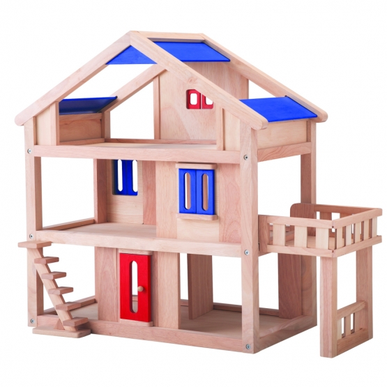 Plan Toys Puppenhaus Terrasse