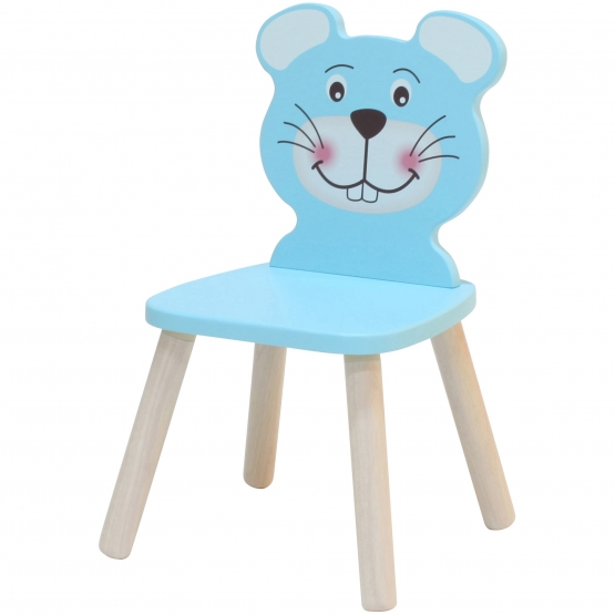Spielba chair mouse blue